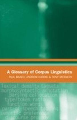 Glossary of Corpus Linguistics