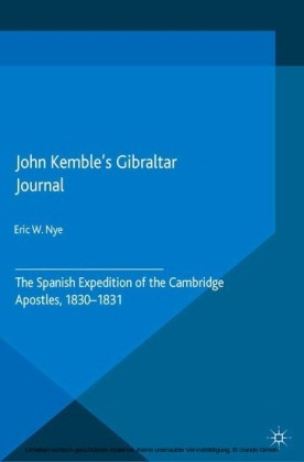 John Kemble's Gibraltar Journal