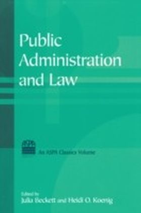 Public Administration and Law