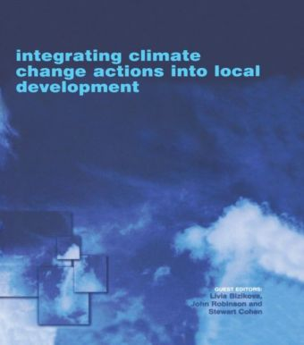 Integrating Climate Change Actions into Local Development