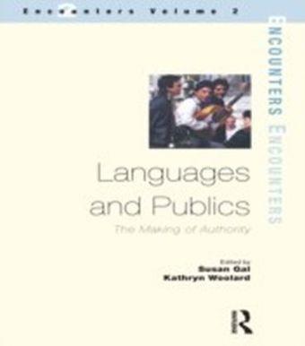Languages and Publics