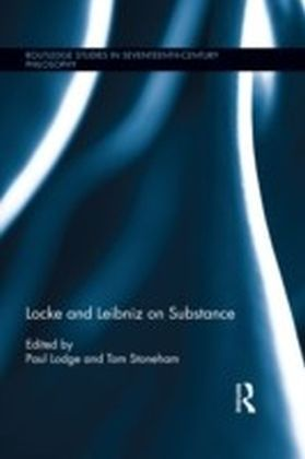 Locke and Leibniz on Substance