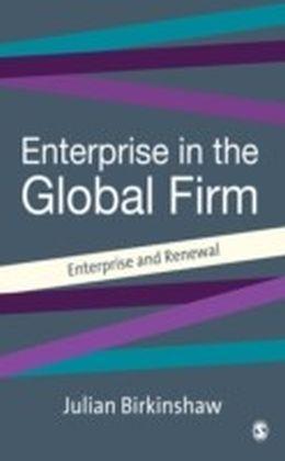 Entrepreneurship in the Global Firm