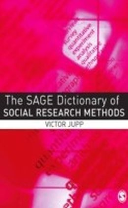 SAGE Dictionary of Social Research Methods