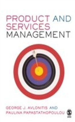 Product and Services Management