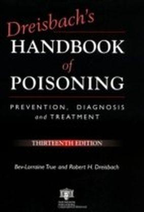 Dreisbach's Handbook of Poisoning