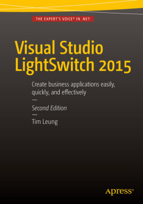 Visual Studio Lightswitch 2015