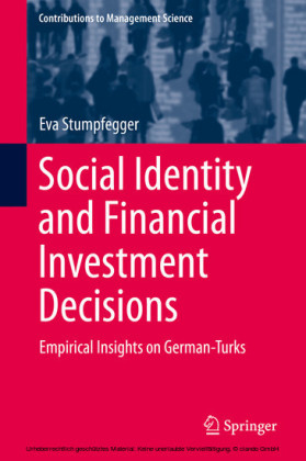 Social Identity and Financial Investment Decisions