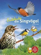 Entdecke die Singvögel Cover