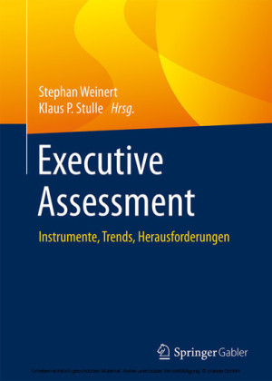 Executive Assessment