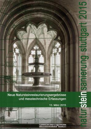 Natursteinsanierung Stuttgart 2015.