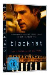 Blackhat, 1 DVD Cover