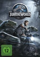 Jurassic World, 1 DVD