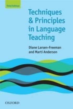Techniques and Principles in Language Teaching 3rd edition