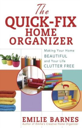 Quick-Fix Home Organizer