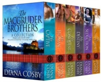 MacGruder Brothers Boxed Set