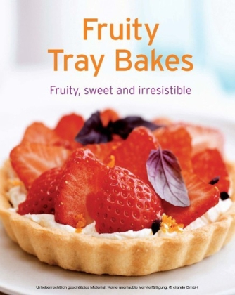 Fruity Tray Bakes