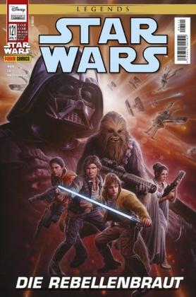 Star Wars Comicmagazin, Band 121 - Die Rebellenbraut