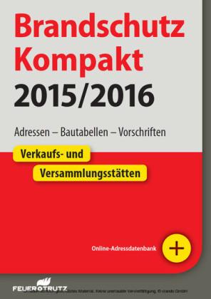 Brandschutz Kompakt 2015/16 - E-Book