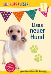 Lisas neuer Hund Cover