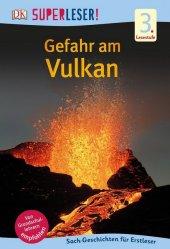 Gefahr am Vulkan Cover