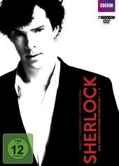 Sherlock, 7 DVD
