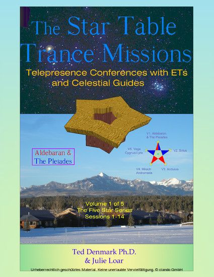 The Star Table Trance Missions (eBook) | HOFER life