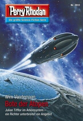 Perry Rhodan 2811: Bote der Atopen