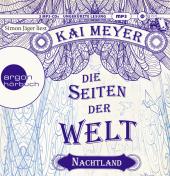 Die Seiten der Welt - Nachtland, 2 MP3-CDs