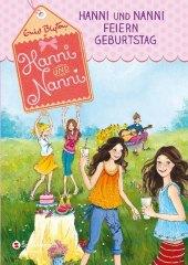 Hanni und Nanni feiern Geburtstag Cover