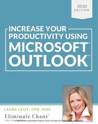 Increase Your Productivity Using Microsoft Outlook 2010