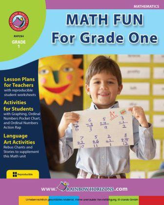 Math Fun For Grade One