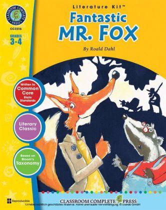 Fantastic Mr Fox (Roald Dahl)