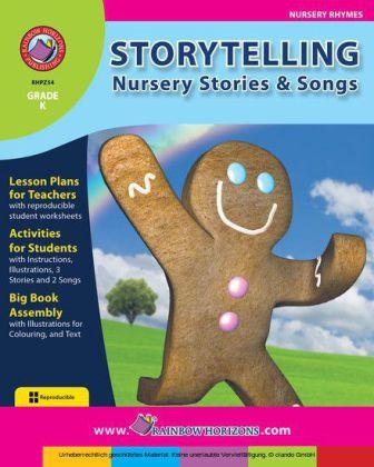 Storytelling: Nursery Stories & Songs