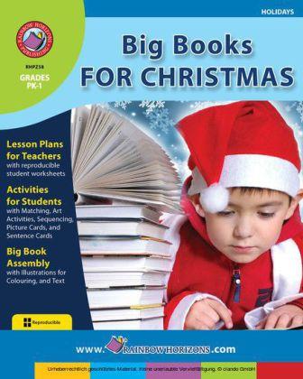 Big Books For Christmas