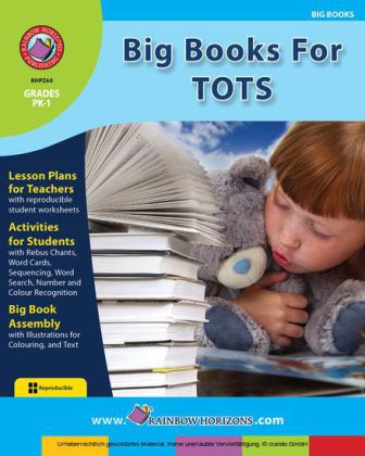 Big Books For Tots