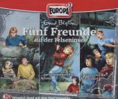 Fünf Freunde auf der Felseninsel, 3 Audio-CDs