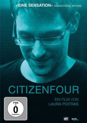 Citizenfour, 1 DVD (englisches OmU) Cover