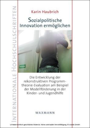 Sozialpolitische Innovation ermöglichen