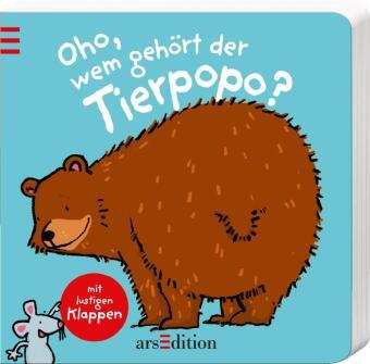 Oho, wem gehört der Tierpopo?