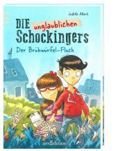 Die unglaublichen Schockingers - Der Brühwürfel-Fluch Cover