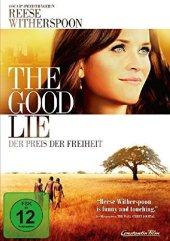 The Good Lie - Der Preis der Freiheit, 1 DVD Cover