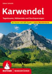 Rother Wanderführer Karwendel Cover