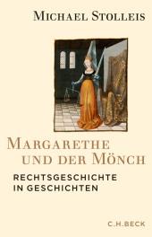 Margarethe und der Mönch Cover