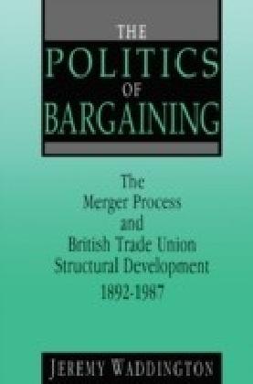 Politics of Bargaining