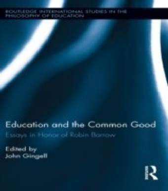 Education and the Common Good