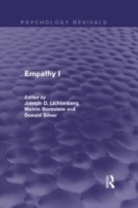 Empathy I (Psychology Revivals)