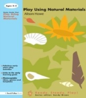 Play using Natural Materials