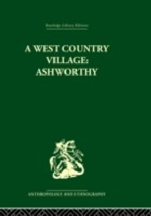 West Country Village Ashworthy