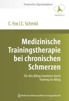 Medizinische Trainingstherapie bei chronischen Schmerzen